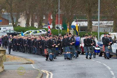 16 ILF Nov Remembrance Day 0001