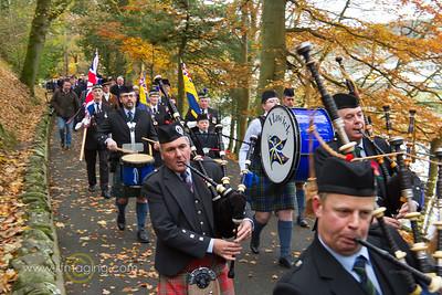 16 ILF Nov Remembrance Day 0007