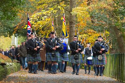 16 ILF Nov Remembrance Day 0004