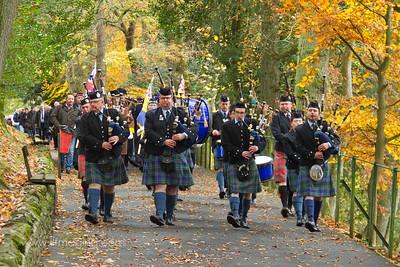 16 ILF Nov Remembrance Day 0005