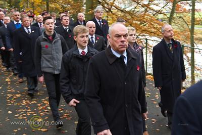 16 ILF Nov Remembrance Day 0018
