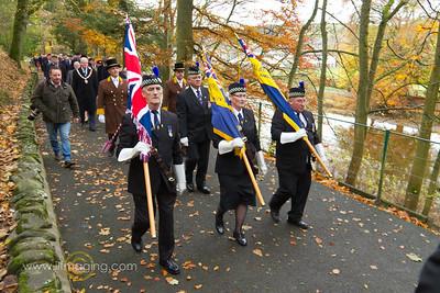16 ILF Nov Remembrance Day 0009