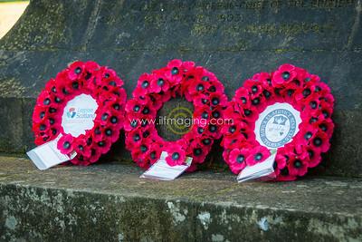 17 ILF Nov Remembrance Sunday 0010