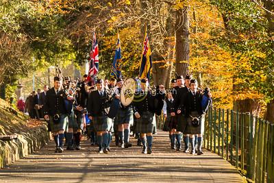 17 ILF Nov Remembrance Sunday 0016