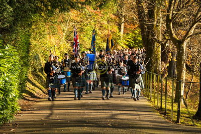 17 ILF Nov Remembrance Sunday 0021