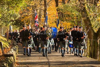 17 ILF Nov Remembrance Sunday 0018