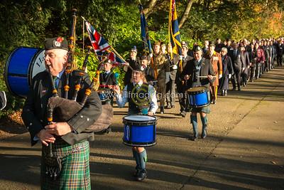 17 ILF Nov Remembrance Sunday 0027