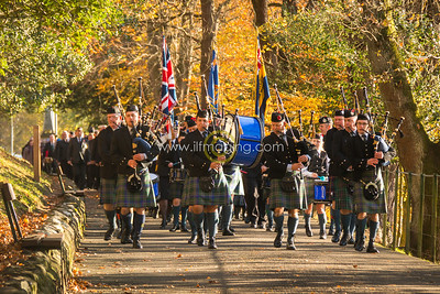 17 ILF Nov Remembrance Sunday 0017