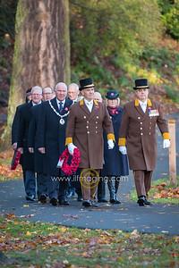 18 ILF Nov Remembrance Sunday 0010