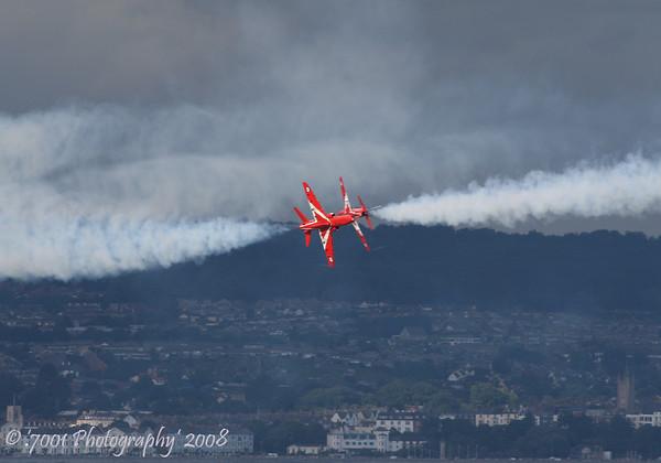 Hawk T.1 x2 - 14th August 2008.