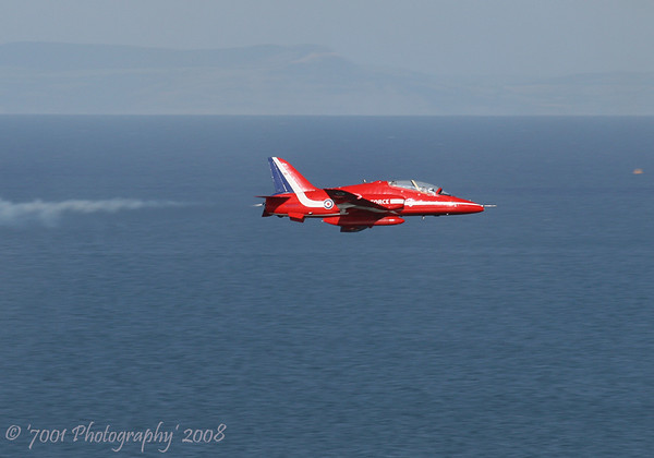 Hawk T.1 - 14th August 2008.
