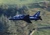 XX245/'245' (208(R) SQN marks) Hawk T.1 - 10th December 2008.