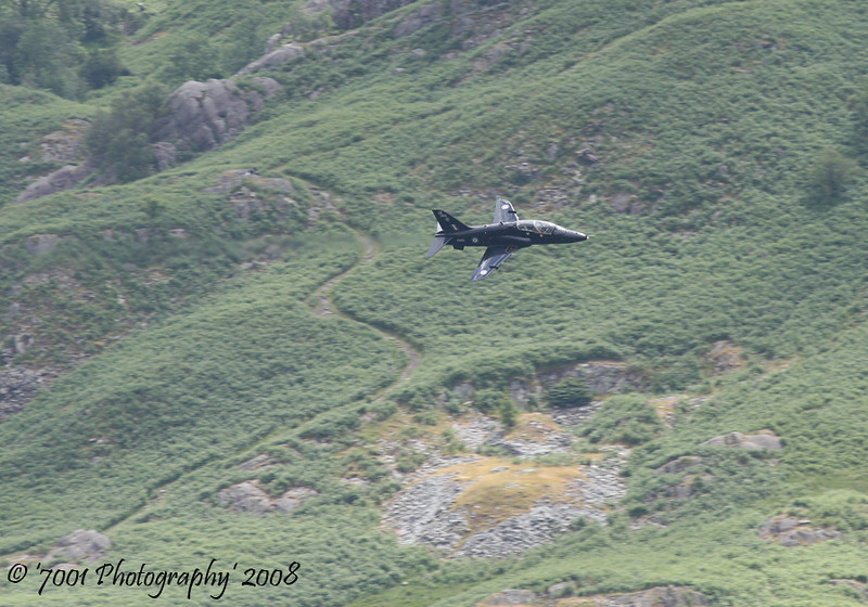 XX265/'265' 'CK' (100 SQN, JFACTSU marks) Hawk T.1 - 20th June 2008.