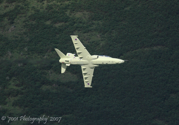 ZK125 (Primer) Hawk 132 - 18th July 2007.