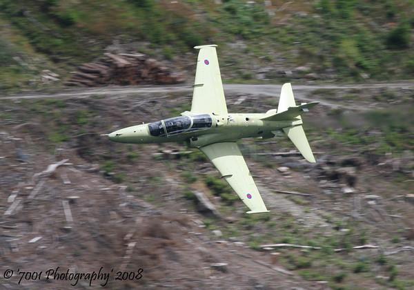 ZK142 (Primer) Hawk 132 - 23rd June 2008.