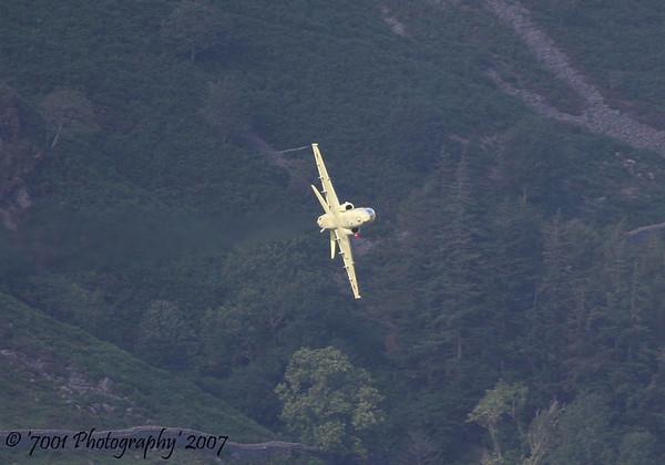 ZK121 (Primer) Hawk 132 - 18th July 2007.