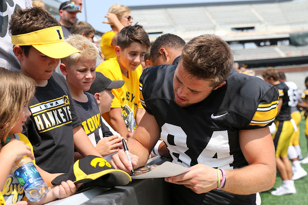 Kids Day at Kinnick
