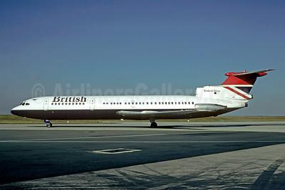 British Airways Hawker Siddeley HS.121-3B-101 Trident 3B G-AWZH (msn 2309) CDG (Christian Volpati). Image: 907480.