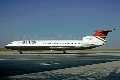 British Airways Hawker Siddeley HS.121-3B-101 Trident 3B G-AWZH (msn 2309) CDG (Christian Volpati). Image: 907480.