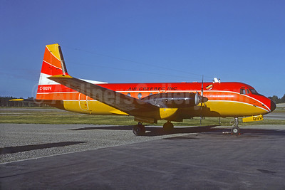 Damaged beyond repair on landing at Waskaganish Airport, QC on December 3, 1988