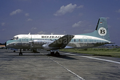 Bouraq Indonesia Airlines Hawker Siddeley HS. 748-235 Series 2A PK-IHG (msn 1627) JKT (Christian Volpati). Image: 945630.