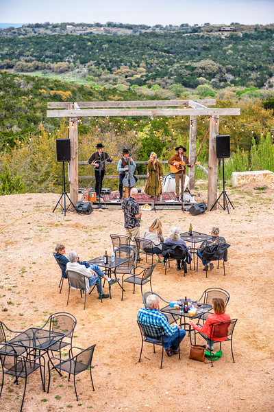 The Heart Collector's Concert at Hawk's Shadow Winery