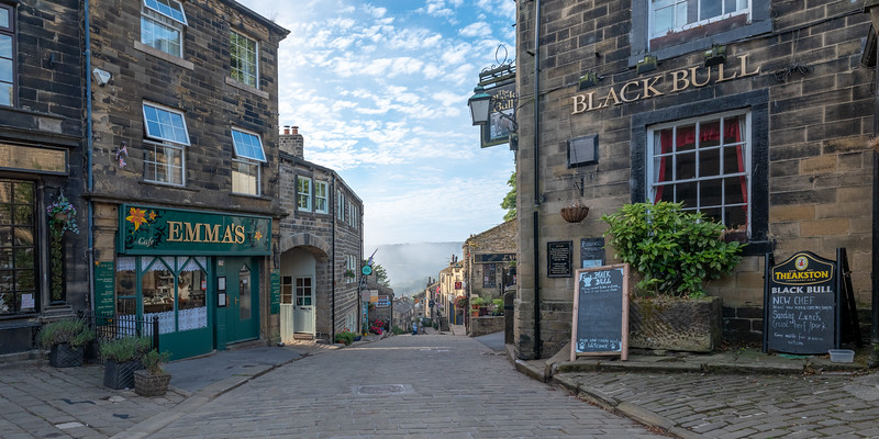 Haworth, Early Morning
