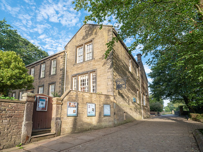 Bronté Parsonage and Museum, Haworth