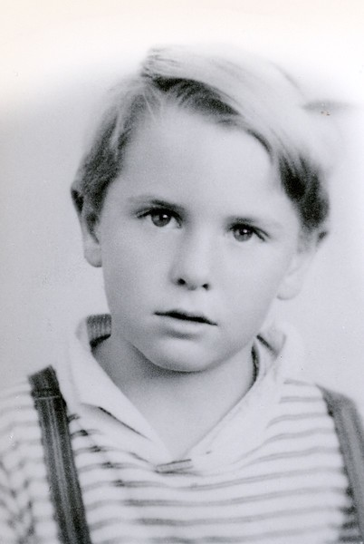 Tommy age 4