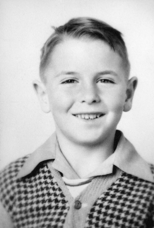 Tommy around 6 years old