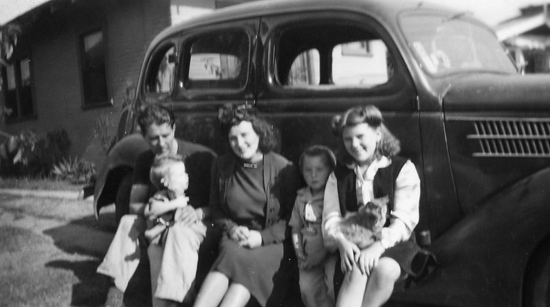 Stan, Carol, Margaret,Tom & Rona