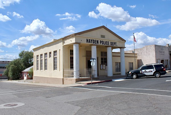 Hayden Police Department (2018)