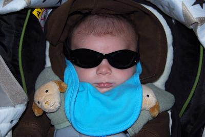 cool stylish baby!