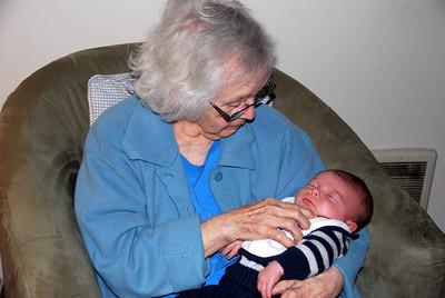 Hayden's Great Grandma Bottenberg