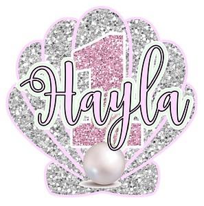 Hayla Akau 1st Birthday August 31, 2019