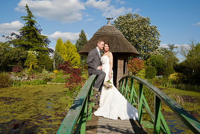 Hayley & Richard -  Priors Tythe Barn