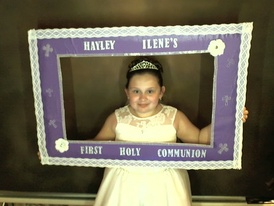 Hayley's Communion