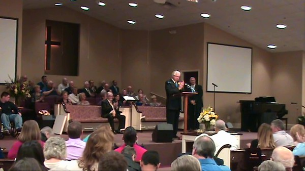 Brother Tim Millwood of Rehobeth Baptist Association