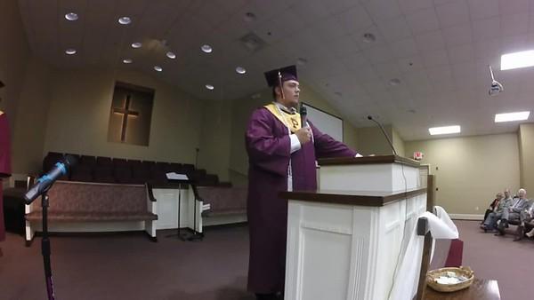 High School Graduate Testimonies videos