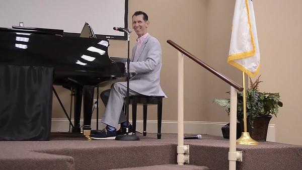 Tim Lovelace 8-4-2019 FBC Haynesville