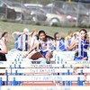 Hays and Lehman High athletes excelled at District Track meet April 10-11 at Tivy High School in Kerrville. The top four places in each varsity race advanced to the next level of competition.  (photo by Cyndy Slovak-Barton)