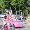 Buda Fourth of July Bike Parade 2018