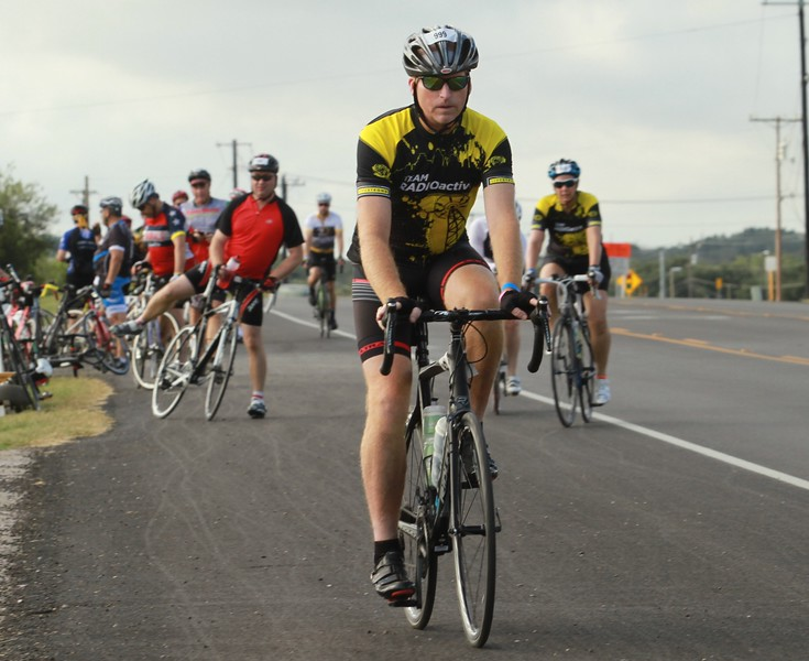 Livestrong Challenge in Hays Co