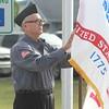 Buda Veterans Day ceremony at Bradfield Park