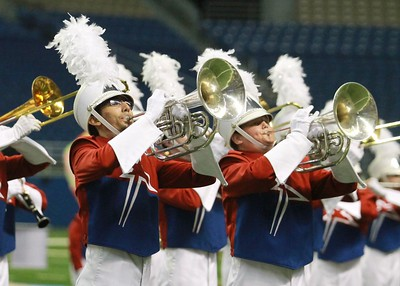 Bands of America Competition