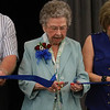 Ribbon cutting ceremony at McCormick Middle School