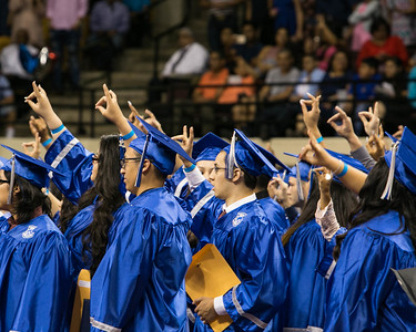 Lehman High Class of 2017 Graduation