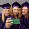 Live Oak Academy 2016 Graduation ceremoney