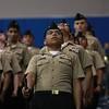 Lehman High veterans day ceremony