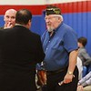 Veterans Day celebration at Hays High